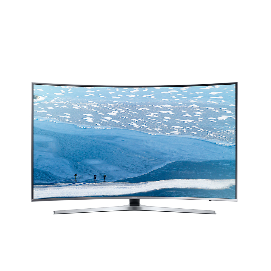 Samsung UE43KU6670U UHD 4K Curved Smart TV 6 серии